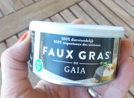 Faux Gras For The Win!
