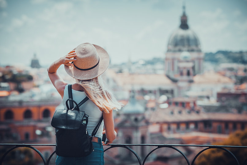 Rome Europe Italia travel summer tourism