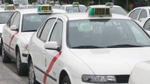 Taxis ECO o cero emisiones a partir del 2018 en Madrid