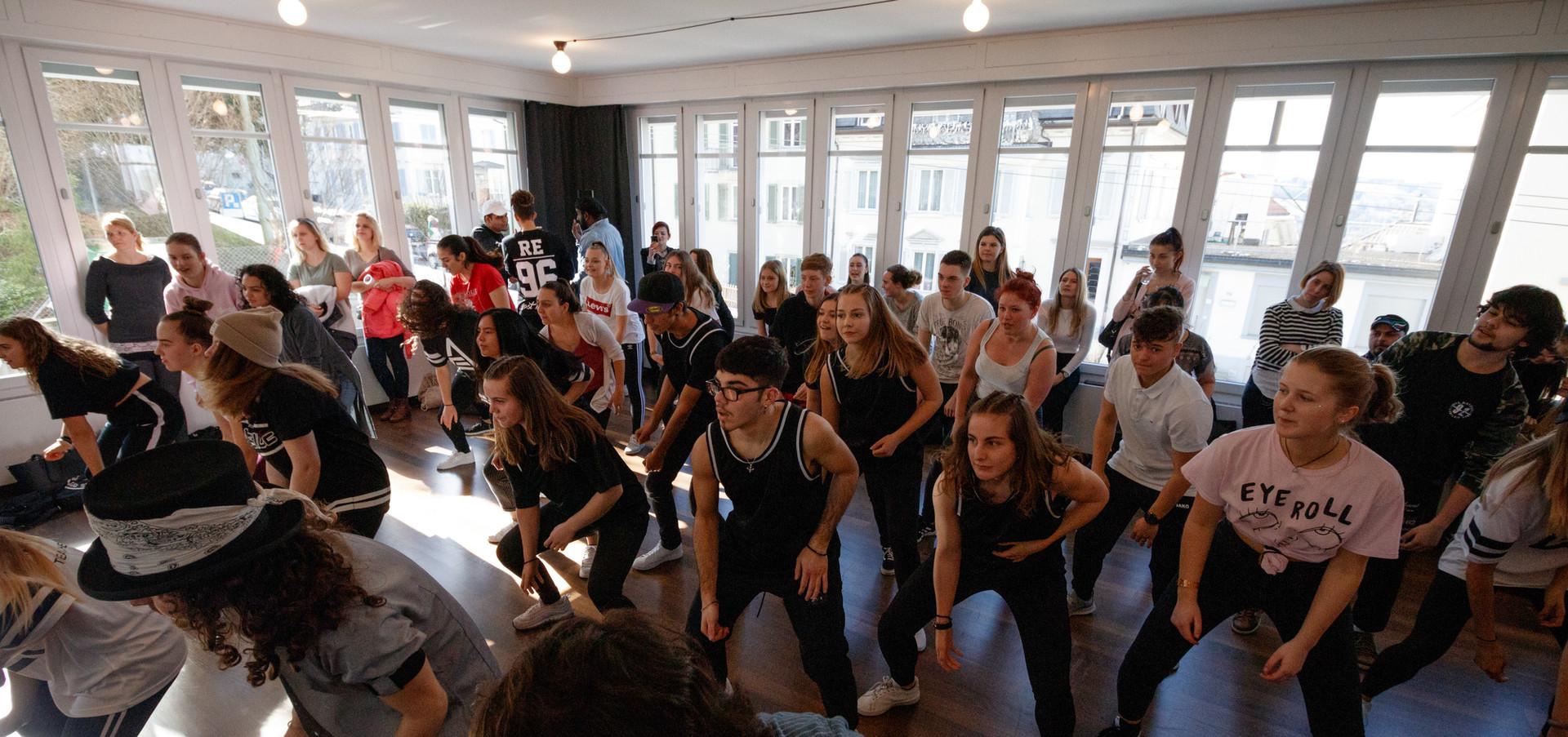Bewegungs- & Tanzschule East Attitude