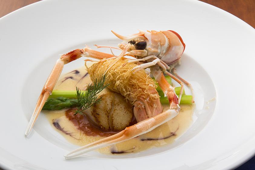 九州の出張撮影は、井下良治写真事務所にお任せ。料理撮影 フランス料理