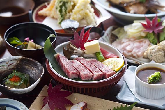 九州の出張撮影は、井下良治写真事務所にお任せ。料理撮影 料理集合