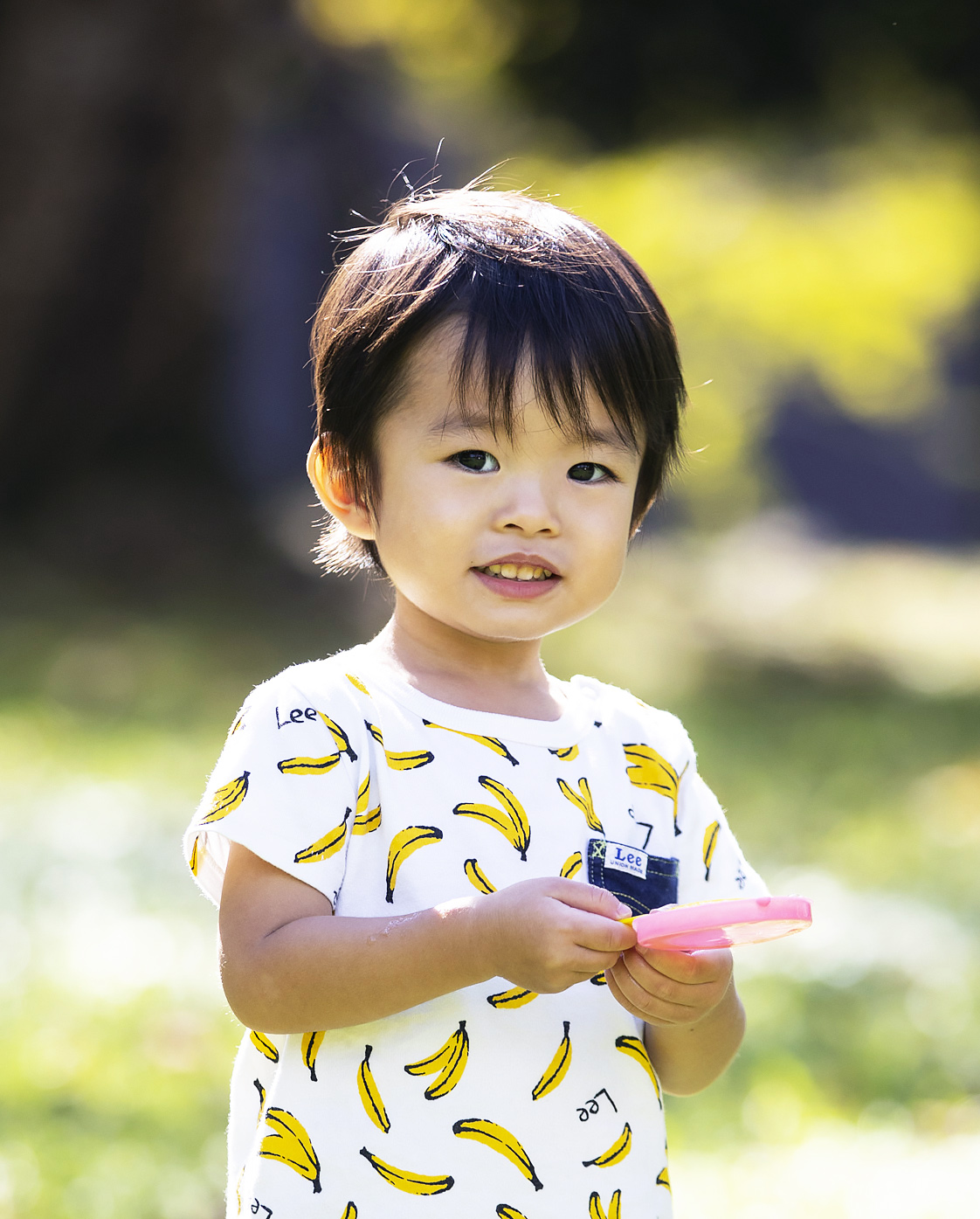 福岡のカメラマン井下良治写真事務所の子供写真
