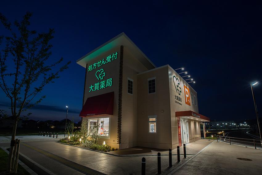 福岡のカメラマン井下良治写真事務所の建築写真4