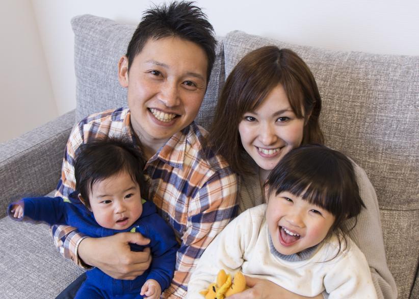 九州の出張撮影は、井下良治写真事務所にお任せ。家族写真