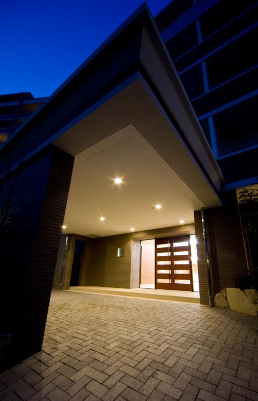福岡のカメラマン井下良治写真事務所の建築写真14