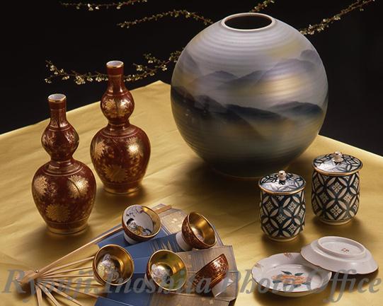 九州の出張撮影は、井下良治写真事務所にお任せ。商品撮影 陶器