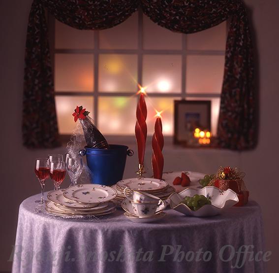 九州の出張撮影は、井下良治写真事務所にお任せ。商品撮影 クリスマスイメージ