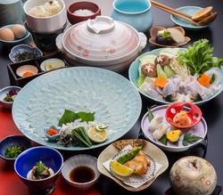 九州の出張撮影は、井下良治写真事務所にお任せ。料理撮影 フグ刺し
