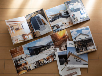 住宅関係の竣工アルバムたくさん製作しました。