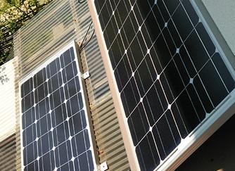 小規模独立型太陽光発電の勧め