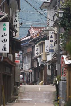 九州の出張撮影は、井下良治写真事務所にお任せ。温泉街