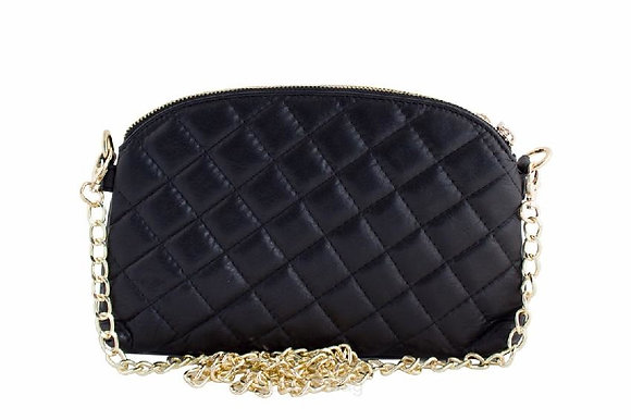 Bella Chick Quilted Leather