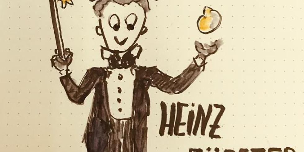 Heinz von Foersters 109. Geburtstag