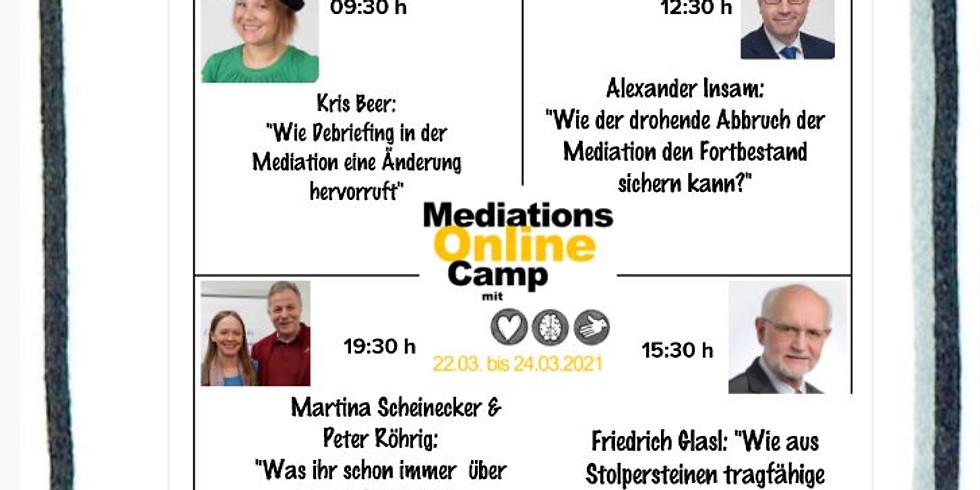 Mediations-Online-Camp 2021 - Tag 3