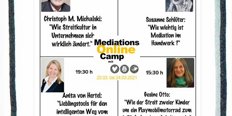 Mediations-Online-Camp 2021 - Tag 2