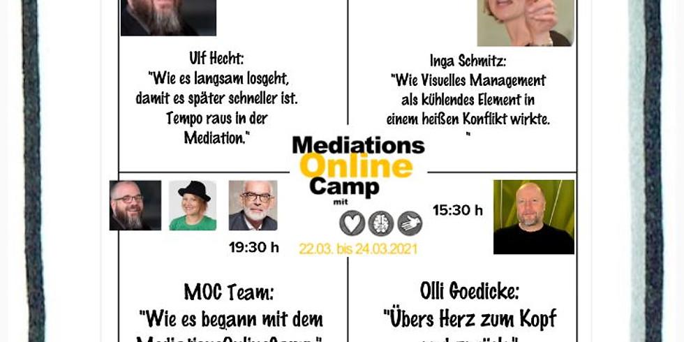 Mediations-Online-Camp 2021 - Tag 1