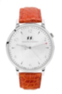 Luxury Watches - Alligator Hide