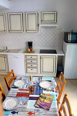 résidence vacances cuisine équipée