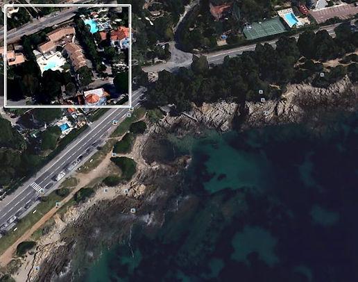 résidence vacances bord de mer plage les issambres