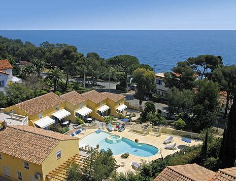 Résidence location vacances bord de mer