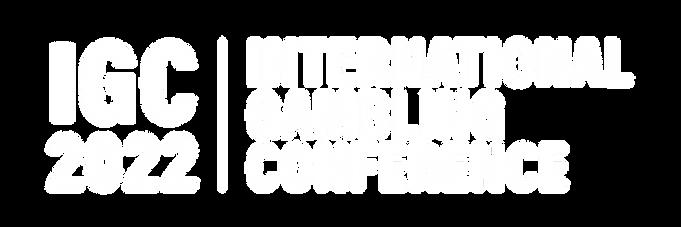 IGC2022 Logo