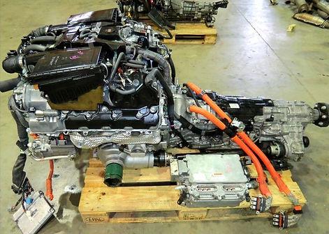 ремонт и замена двигателя