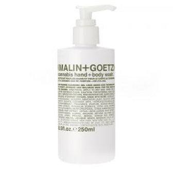 Malin + Goetz Cannabis Hand and Body Lotion