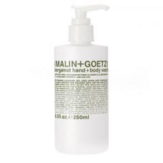 Malin + Goetz Bergamont Hand and Body Wash
