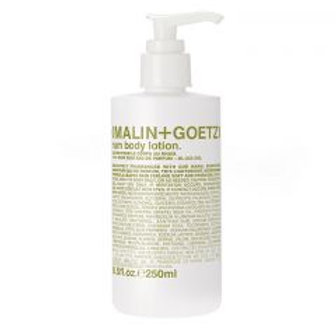 Malin + Goetz Dark Rum Body Lotion