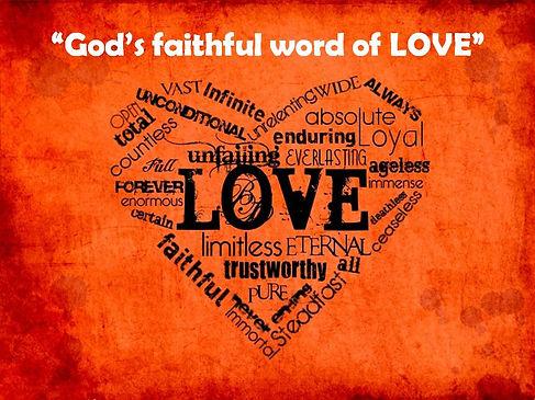 God's faithful word of LOVE.jpg