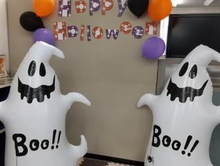 Halloween Special Lesson のお知らせ