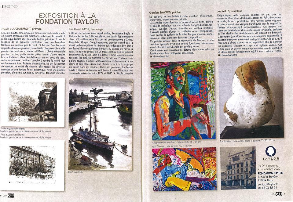 Univers des arts Expo-TAYLOR- Nov.2020.j
