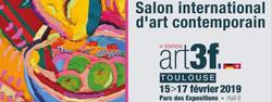 Salon ART 3F - TOULOUSE