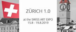 Swiss Art Expo - ZÜRICH (Suisse)