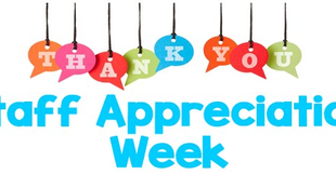 Ideas for Next Week's Staff Appreciation Week