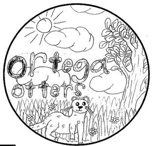Ortega's 2021 Button Contest Winner!