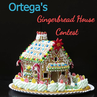 Winter Break Fun .... Ortega Gingerbread House Contest and Activities List!