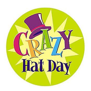 Crazy Hat Day is Friday!