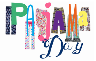 Pajama Day on Thursday for Read A Thon Incentive