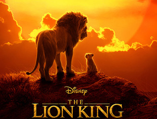 Disney's Lion King at Movie Night