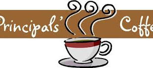 Principal's Coffee is Friday at 8:35am