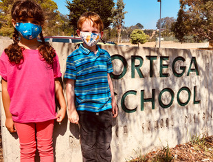 Welcome Ortega Otters!