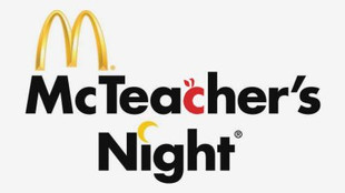 McTeacher Night is TONIGHT