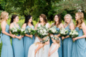Bridal Party Florals