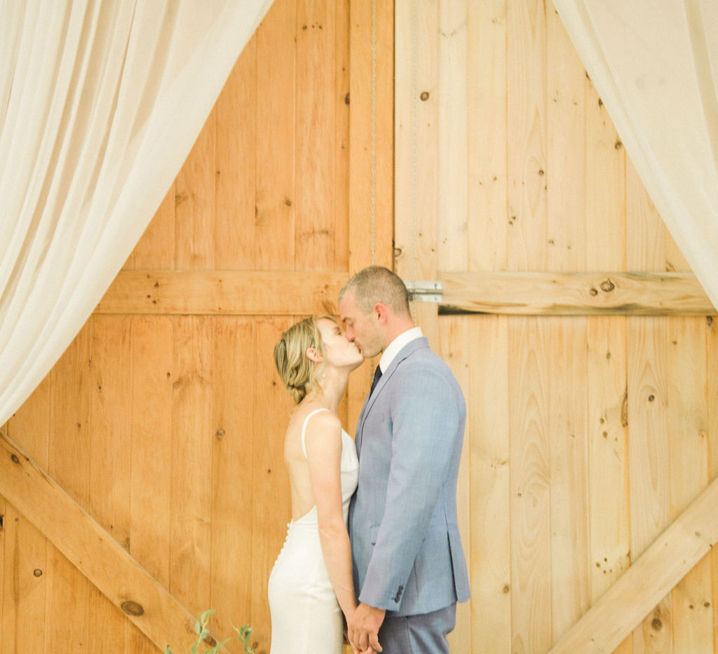 Bride & Groom Barn Doors