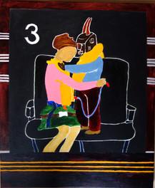Mother and Child | Yoruba Kuba