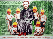 FATHER E AND HIS DAYAKS IN THE EARLY YEARS OF THE MISSION