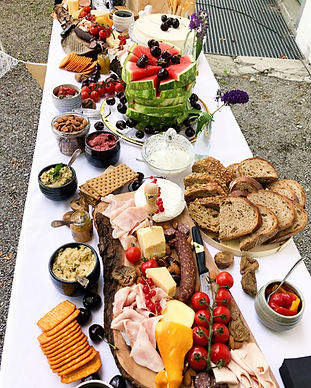 Mobile Bar Hochzeitsapéro Schlemmerplatte  Foodtruck Zürich