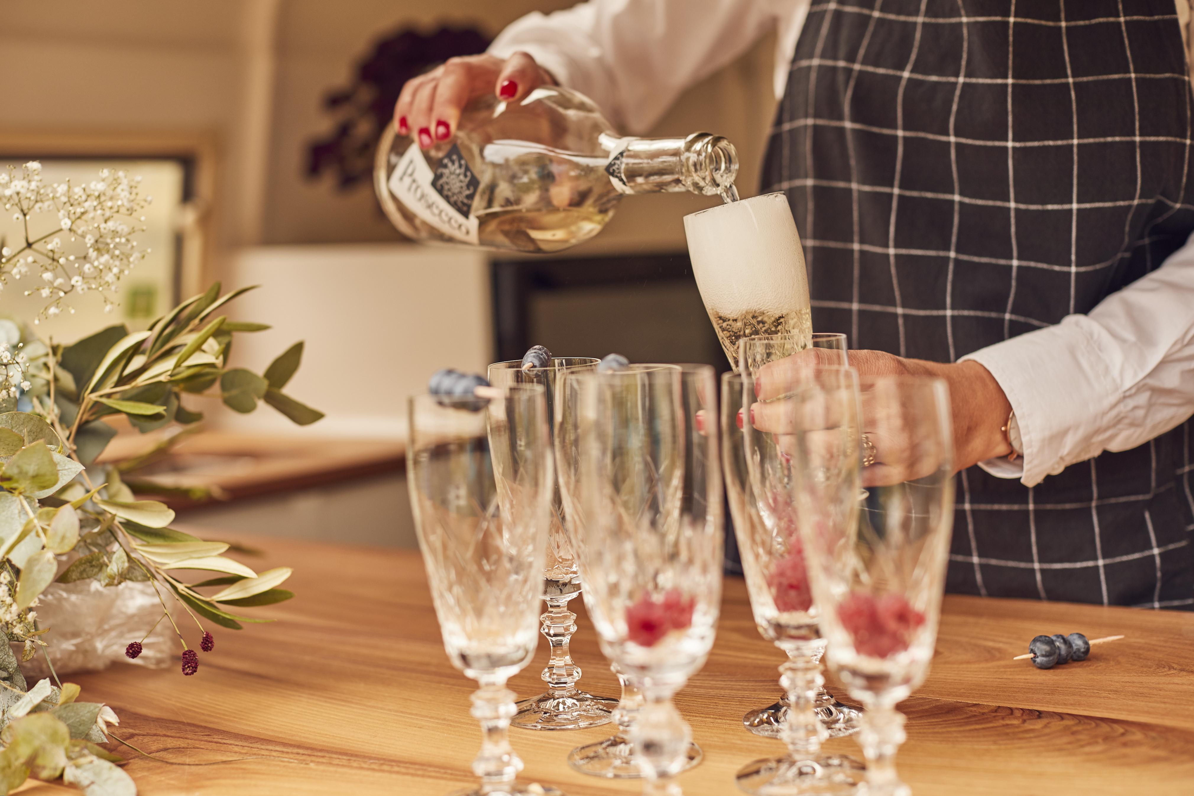 Mr. Kale Caravanbar Cocktails